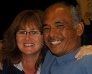 Alfred and Sheila Ringor of Lihue Missionary Church