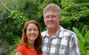 Pastor Bruce and Janet Baumgartner of Calvary Chapel Lihue