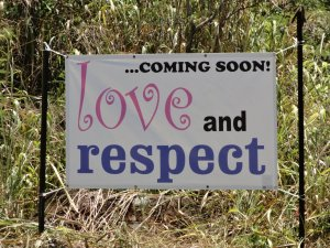 Love and Respect Omao